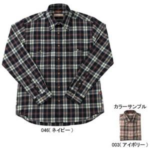 Fox Fire(フォックスファイヤー) トランスウェットブラードチェックシャツ M's XL 003(アイボリー)