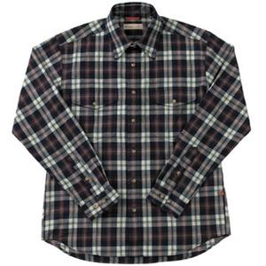 Fox Fire(フォックスファイヤー) トランスウェットブラードチェックシャツ M's XL 046(ネイビー)