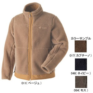 Fox Fire(フォックスファイヤー) シープフリースジャケット M's L 017(カプチーノ)