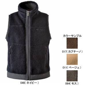 Fox Fire(フォックスファイヤー) シープフリースベスト M's M 011(ベ-ジュ)