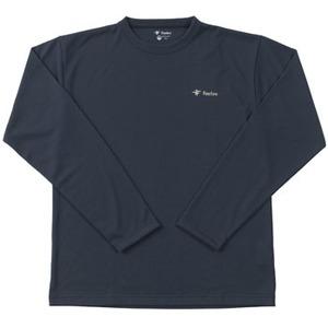 Fox Fire(フォックスファイヤー) トランスウェットDEOロゴTシャツ M's M 046(ネイビー)