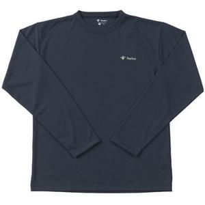 Fox Fire(フォックスファイヤー) トランスウェットDEOロゴTシャツ M's L 046(ネイビー)