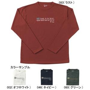 Fox Fire(フォックスファイヤー) トランスウェットDEOフレイズTシャツ M's S 002(オフホワイト)