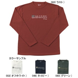 Fox Fire(フォックスファイヤー) トランスウェットDEOフレイズTシャツ M's XL 046(ネイビー)