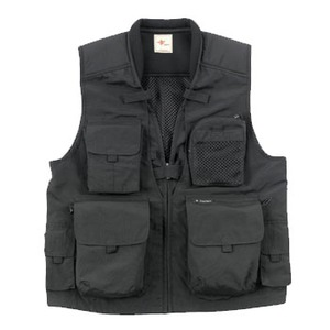 Fox Fire(フォックスファイヤー) フォトレックファンクションベストII M's XL 025(ブラック)