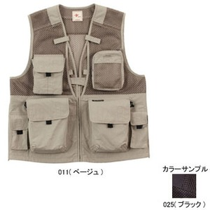 Fox Fire(フォックスファイヤー) フォトレックメッシュベストII M's M 025(ブラック)