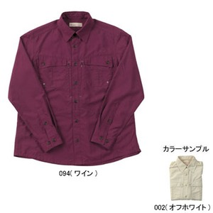 Fox Fire(フォックスファイヤー) ライトトレイルシャツ W's L 002(オフホワイト)