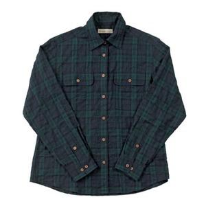 Fox Fire(フォックスファイヤー) トランスウェットティピカルチェックシャツ W's S 046(ネイビー)