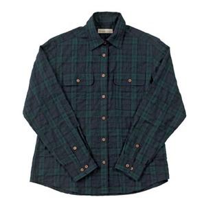 Fox Fire(フォックスファイヤー) トランスウェットティピカルチェックシャツ W's M 046(ネイビー)