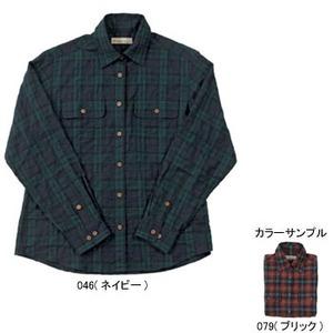 Fox Fire(フォックスファイヤー) トランスウェットティピカルチェックシャツ W's M 079(ブリック)