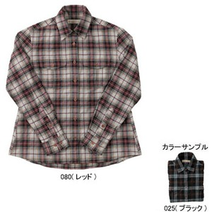 Fox Fire(フォックスファイヤー) トランスウェットシェブロンチェックシャツ W's S 025(ブラック)