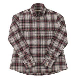 Fox Fire(フォックスファイヤー) トランスウェットシェブロンチェックシャツ W's M 080(レッド)