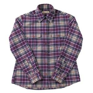 Fox Fire(フォックスファイヤー) サーマスタットプレイドヘリンボンシャツ W's L 098(ピンク)
