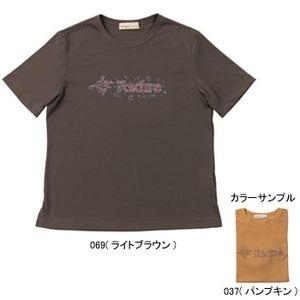 Fox Fire(フォックスファイヤー) トランスウェットRドットロゴTシャツ S/S W's M 037(パンプキン)