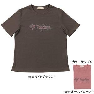 Fox Fire(フォックスファイヤー) トランスウェットRドットロゴTシャツ S/S W's M 096(オールドローズ)