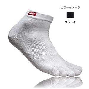 injinji(インジンジ) パフォーマンス ミニクルー M ブラック
