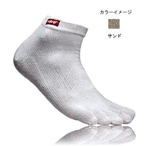 injinji(インジンジ) パフォーマンス ミニクルー M サンド