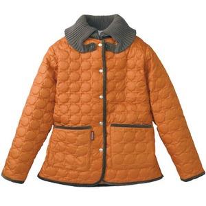 FJALL RAVEN(フェールラーベン) ルチアレディースジャケット L 35(オレンジ)