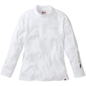 FJALL RAVEN(フェールラーベン) PPSUレデイースロングTシャツ M 10(ホワイト)