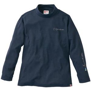 FJALL RAVEN(フェールラーベン) PPSUレデイースロングTシャツ L 70(ネイビー)