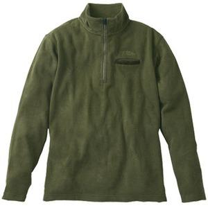 FJALL RAVEN(フェールラーベン) ソナージップアップシャツ L 43(オリーブ)