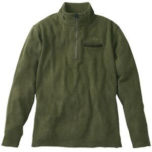 FJALL RAVEN(フェールラーベン) ソナージップアップシャツ LL 43(オリーブ)