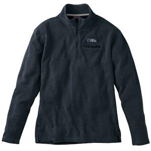 FJALL RAVEN(フェールラーベン) ソナージップアップシャツ M 90(ブラック)