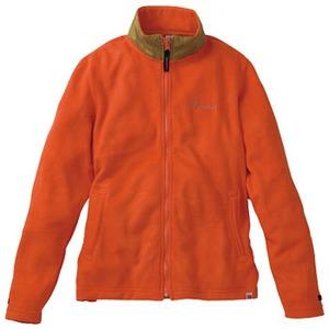 FJALL RAVEN(フェールラーベン) ソナーシステムレディースジャケット L 35(オレンジ)