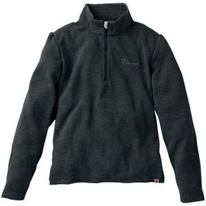 FJALL RAVEN(フェールラーベン) ソナージップアップレディースシャツ S 90(ブラック)