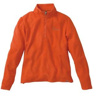 FJALL RAVEN(フェールラーベン) ソナージップアップレディースシャツ M 35(オレンジ)