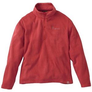 FJALL RAVEN(フェールラーベン) ソナージップアップレディースシャツ L 21(クリムソン)