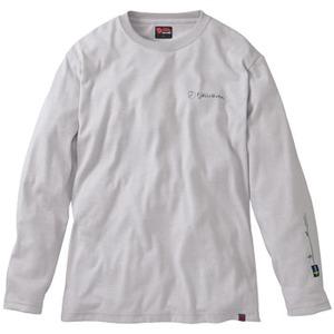 FJALL RAVEN(フェールラーベン) PPSUロングTシャツ L 76(シャーク)