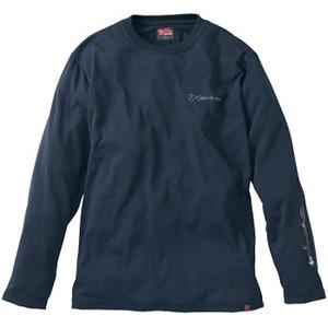 FJALL RAVEN(フェールラーベン) PPSUロングTシャツ M 70(ネイビー)
