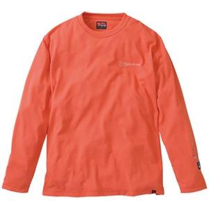 FJALL RAVEN(フェールラーベン) PPSUロングTシャツ LL 36(マンダリン)