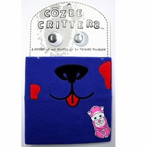 COZEE(コージー) コージークリッターズ ネックラップ フリーサイズ パピーブルー
