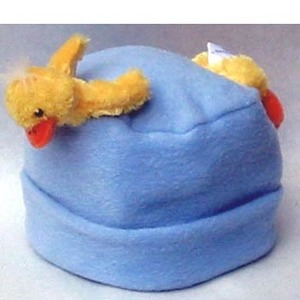 BEARHANDS(ベアーハンズ) ベアハンズ バディ帽子 子供用フリーサイズ ダッグ(ブルー)
