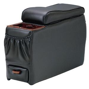 CA-SANSHO グランドコンソールBOX W-170 ブラック