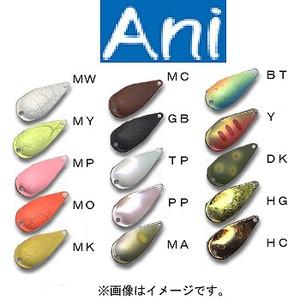 Aniデザイン(オフィス・ユーカリ) ナウススプーン 2g #トリプルパール(TP)