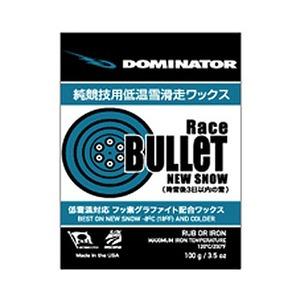 DOMINATOR(ドミネーター) RACEBULLET/NewSnow 100g