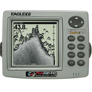 EAGLE(イーグル) フィッシュマーク 320 【振動子付】 10段階