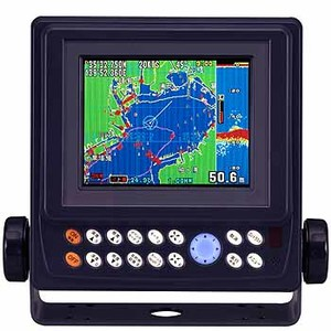 HONDEX(ホンデックス) HE-6301 GP (GPSモデル) 120kHz(TD17・3P)