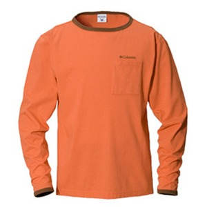 Columbia(コロンビア) コリンズTシャツ L 889(Sweet Orange)