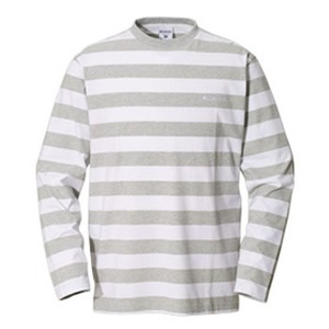 Columbia(コロンビア) サンスポットTシャツ L 072(Grey Heather)