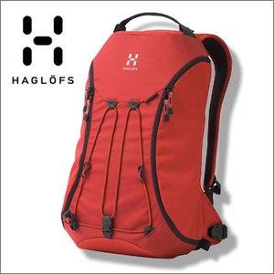 HAGLOFS(ホグロフス) CORKER 20L D.RED