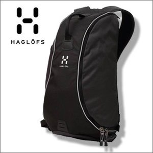 HAGLOFS(ホグロフス) CRACKER 12L BLACK