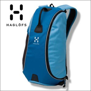 HAGLOFS(ホグロフス) CRACKER 12L BLUE.J