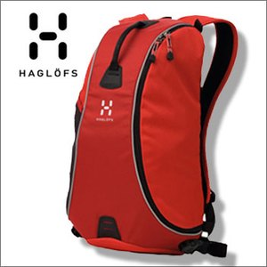 HAGLOFS(ホグロフス) CRACKER 12L D.RED