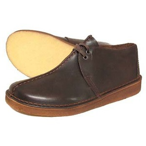 Clarks(クラークス) DESERT TREK 25.0cm EBONY LEATHER