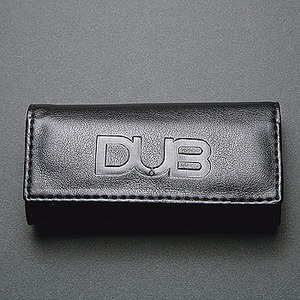 DUB(ダブ) キーケース BLACK