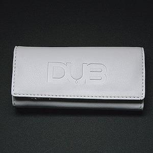 DUB(ダブ) キーケース WHITE